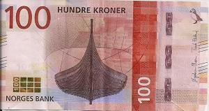100 norske kronor gratis