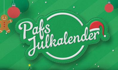 PAF Julkalender 2018