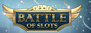Gratis Freespins i Battle of Slots