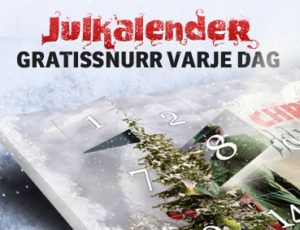 KASINO JULKALENDER 2019